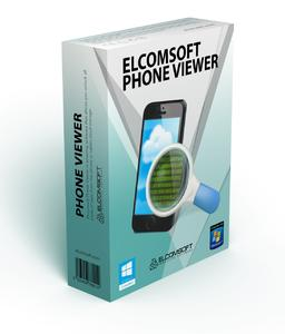 Elcomsoft Phone Viewer Box