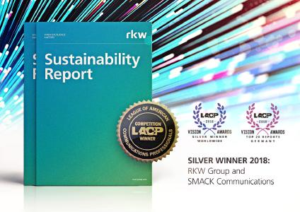LACP Vision Awards: Silver for SMACK Communications and RKW Group