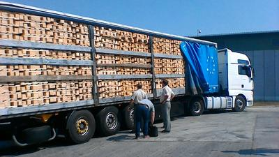 Operation against counterfeit EPAL Euro pallets on the Ukrainian/Slovakian border