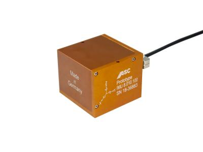 Die neue IMU8 von ASC wurde speziell für die hochgenaue Positionsbestimmung entwickelt