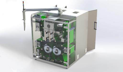 K600G Digitaldrucklösung für pharmazeutische Anwendungen