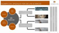 Significon Beratungsprofil: Partner für die Life Science Industrie
