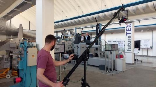 P3N MARKETING realisiert Imagevideo für Forschungskonsortium futureTEX