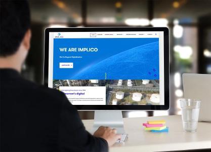 Implico New Website