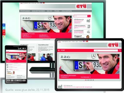 GTÜ Website