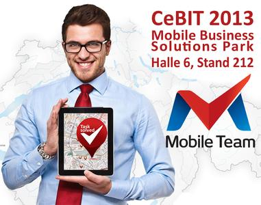 MOBILE TEAM CeBIT 2013 Teaser
