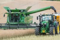 Deere Reports Second-Quarter Net Income of $1.208 Billion