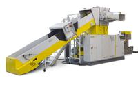NGR's Next Generation S:GRAN recycling machines  series