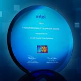 Arvato Supply Chain Solutions erhält von Intel den Preferred Quality Supplier Award 2020