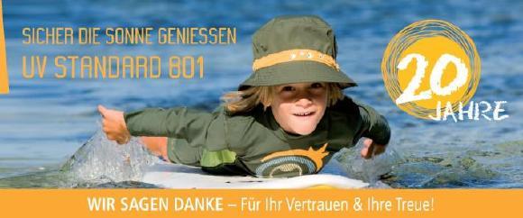Der UV STANDARD 801 feiert 20-jähriges Jubiläum / © Hohenstein Group