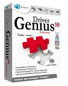 Immer frische Treiber: DriverGenius 10 Professional