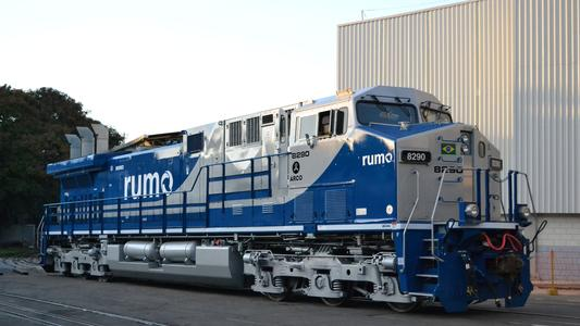 Knorr-Bremse is to equip 8,500 freight cars for the transportation of sugar cane in Brazil with new braking systems. ©RUMO/ALL