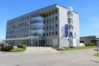 Hauptsitz der Robert Aebi AG in Regensdorf