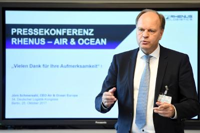 Rhenus pools air and sea freight traffic at two new gateways