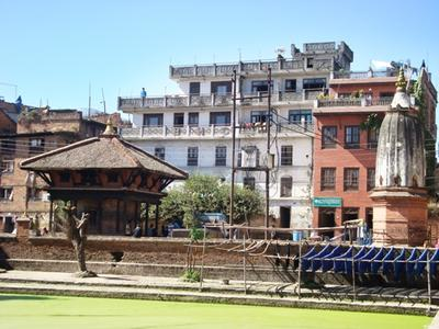 "The ""Bhaktapur Homeopathic Clinic and Medical College"" makes a valuable contribution to medical care for the population and training medical professionals in the region. Image: Bhaktapur Homeopathic Clinic and Medical College"