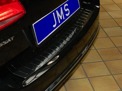 Passat B7 3C from 2011 estate stainless steel bumper protection from JMS