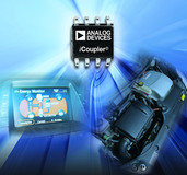 Analog Devices stellt erste Digital-Isolatoren und Vierkanal-Isolatoren mit iCoupler-Technologie vor