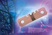 Vishay's New WSMS5515 Power Metal Strip® Meter Shunt Resistor Offers 3-W Power Capability with Low Resistance Values of 500 micro Ohm to 100 micro Ohm
