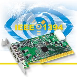 Matrox Concord-F mit vorlizenziertem MIL IEEE 1394  IIDC Treiber für Firewire-Kameras