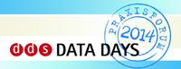 DDS Data Days banner