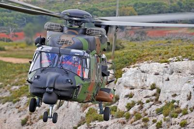 Eurocopter Delivers Today the First NH90 TTH Qualified in its Final Operational Configuration (FOC)