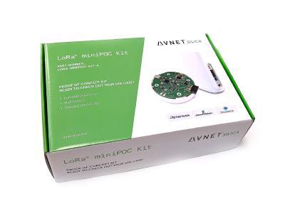 Avnet Silica miniPOC Kit Box#2