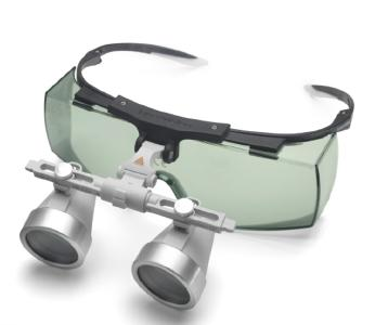laservision laser safety goggle  F27 with loupe