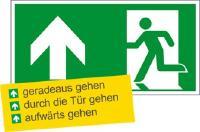 Bedeutung des Pfeils nach oben, Kroschke sign-international GmbH