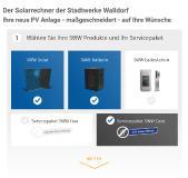 SWW Solarrechner