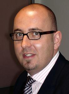 Neuer Business Development Manager D-Cinema: Oliver Pasch
