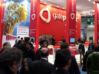 gateprotect CeBIT 2012