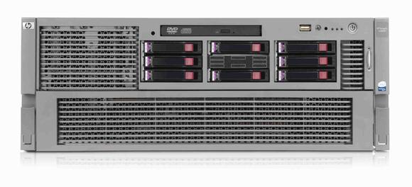 HP Integrity Server rx3600