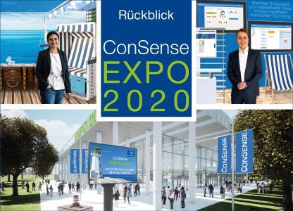 Virtuell kommt an: Die ConSense EXPO 2020 zog mit einem spannenden Programm rund um Softwarelösungen für das Qualitätsmanagement und Integrierte Management erneut viele Besucher an