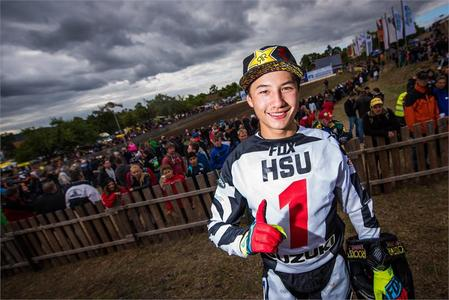 Brian Hsu auf dem Weg der Besserung