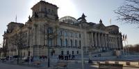 Empfang im Paul Löbe Haus des Deutschen Bundestages
