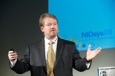 Technologie- und Expertenkongress NIDays 2010 in Zürich