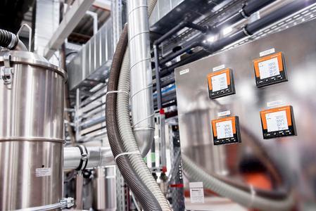 Weidmüller Energiemanagement-System: Intelligentes Zusammenspiel bei der Implementierung eines Energiemanagement nach ISO 50001. Ganzheitlich greifen Messung, Beratung und Controlling ineinander