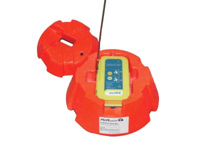 Weatherdock - World´s first VHF locator which can be dropped out of a flying aircraft