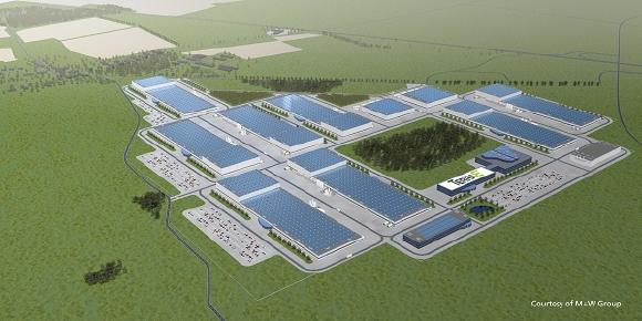 SMP Smart Size LIB Factory TerraE