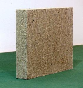 Bio-Produkte aus Holz und Hanf werden am Bau künftig überproportional nachgefragt. Es lohnt sich daher für Maler und Stuckateure, sich mit ökologischen Alternativen zu gängigen Dämmstoffen und etablierten Anstrichmitteln zu befassen. Denn in diesem Marktsegment ist nach Einschätzung führender Marktforschungsinstitute mit einer überdurchschnittlichen Nachfragesteigerung zu rechnen. (Foto: Caparol Farben Lacke Bautenschutz)