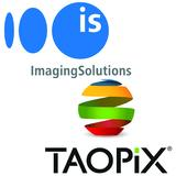 Logo Partnership ISAG and Taopix