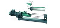 Easy maintenance of progressing cavity pumps in the biogas production