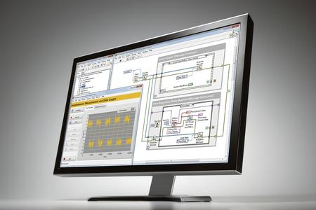 NI LabVIEW 2012