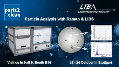 Laser-assisted Particle Analysis