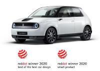 """""""Best of the Best""""-Auszeichnung für den Honda e"""