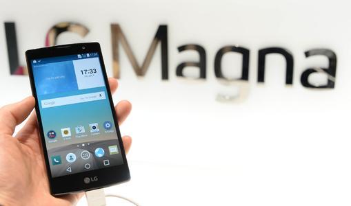 MWC: LG kommt mit vielen Innovationen