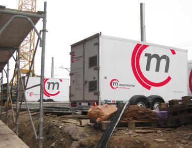 Die mobilen Warmwasser-Heizzentralen von Mobil in Time sind die perfekte Lösung für die schnelle, zuverlässige Beheizung in fast allen erdenklichen Szenarien.