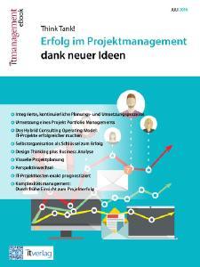 "eBook ""Projektmanagement: Think Tank! Erfolg dank neuer Ideen"""