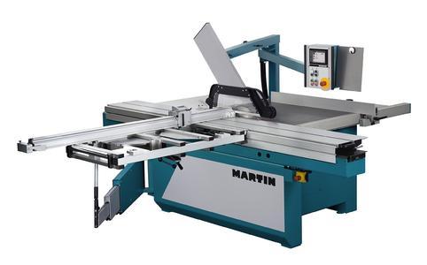 Seit 90 Jahren steht der Name MARTIN für Holzbearbeitungsmaschinen der Premiumklasse.