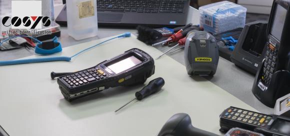 MDE und Barcode Scanner Reparatur für den Versandhandel